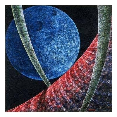 Andre Van Der Kerkhoff - Blue Moon