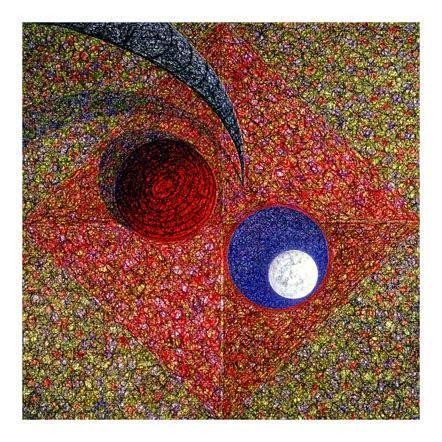 Andre Van Der Kerkhoff - Unfolded Origami Landscape